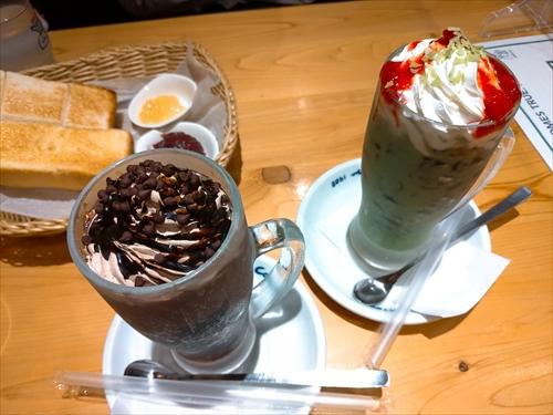 【実食】コメダジェリコ抹茶ミルク・リッチショコラの口コミ感想!カロリー・いつまで販売?